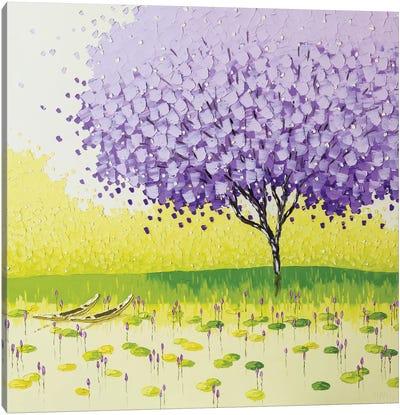 Tranquil Season Canvas Art Print
