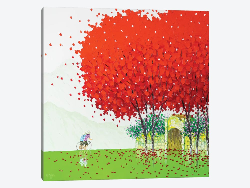 After The Rain by Phan Thu Trang 1-piece Canvas Artwork