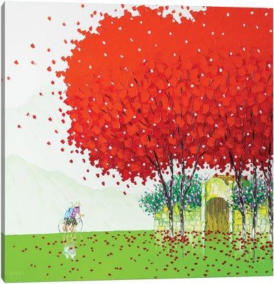 After The Rain Canvas Art Print