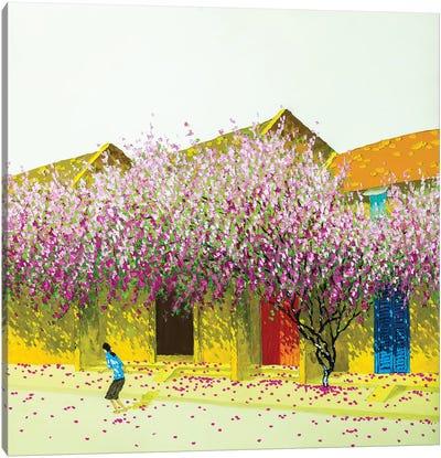 Summer In Hoi An Canvas Art Print