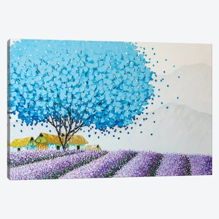 Early Morning Canvas Print #PTT4} by Phan Thu Trang Canvas Art