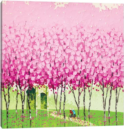 Happiness by Phan Thu Trang Canvas Art