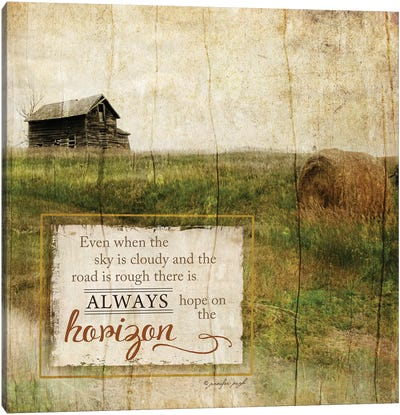 Always Hope Canvas Art Print