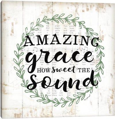 Amazing Grace II Canvas Art Print