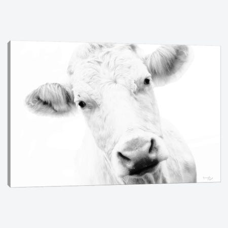 Cow IV Canvas Print #PUG58} by Jennifer Pugh Canvas Art
