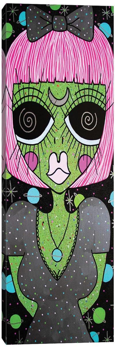 Meet Me On Mars Canvas Art Print