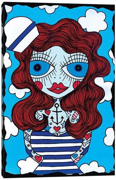 Sail Away With Me Canvas Art Print