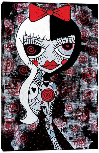 Split Canvas Art Print