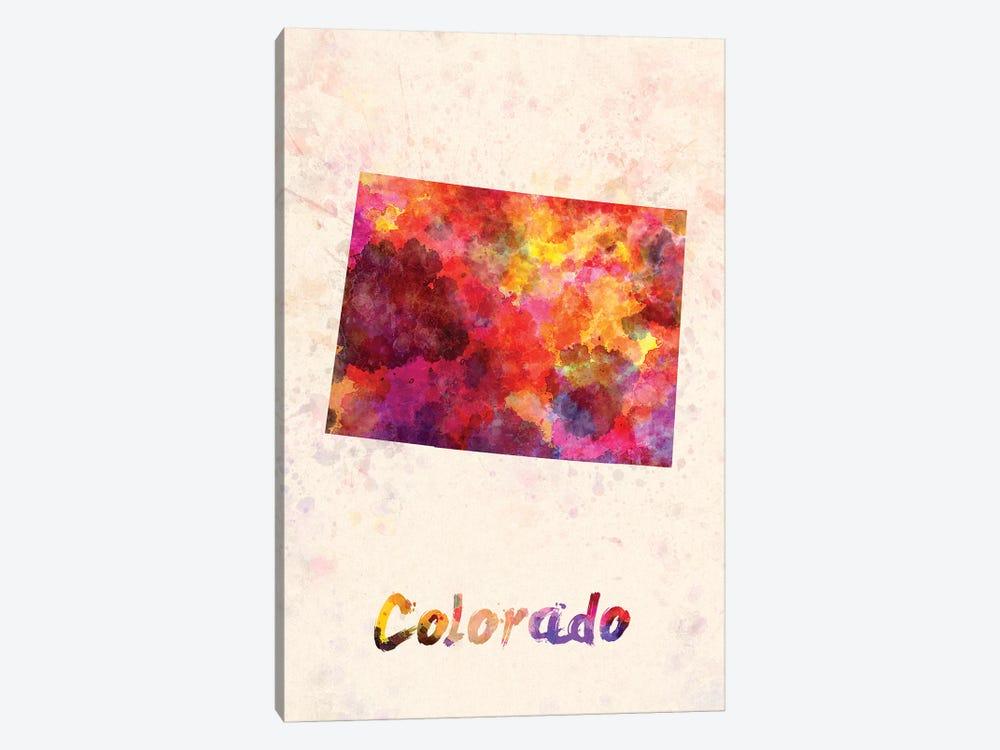 Colorado by Paul Rommer 1-piece Canvas Print