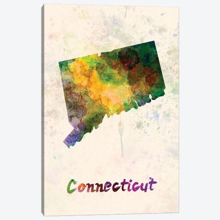 Connecticut Canvas Print #PUR159} by Paul Rommer Canvas Art