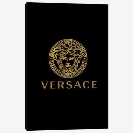 Versace Canvas Print #PUR1903} by Paul Rommer Art Print