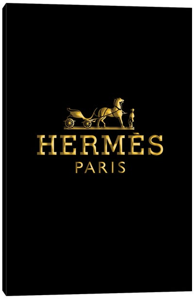 Hermes Canvas Art Print
