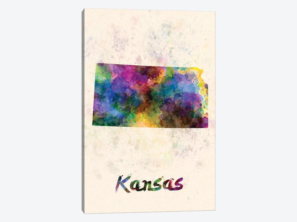Kansas by Paul Rommer 1-piece Canvas Wall Art