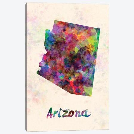Arizona Canvas Print #PUR40} by Paul Rommer Canvas Artwork