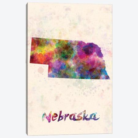 Nebraska Canvas Print #PUR524} by Paul Rommer Canvas Art