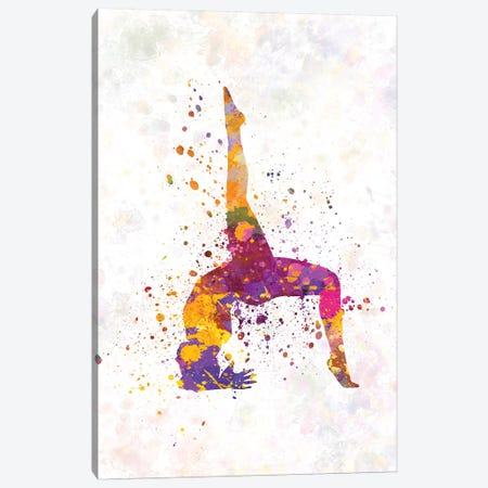 Yoga Femenine III Canvas Print #PUR848} by Paul Rommer Canvas Art