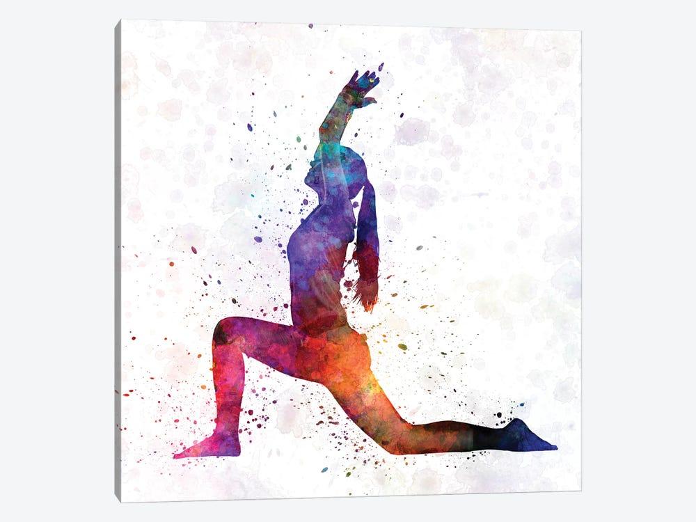 Yoga Femenine IV by Paul Rommer 1-piece Art Print