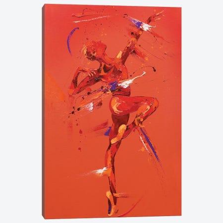 Dare Canvas Print #PWA11} by Penny Warden Canvas Print