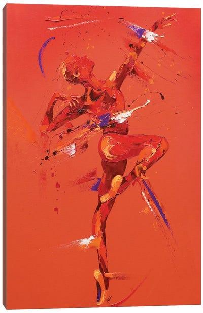 Dare Canvas Art Print