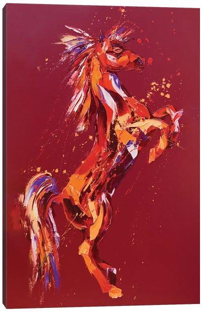 Fantasia Canvas Art Print