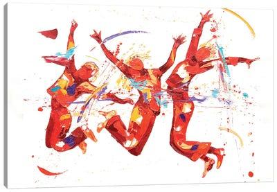 Fizz Canvas Art Print