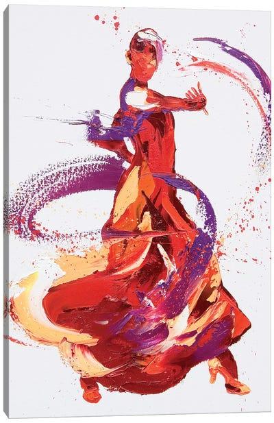 Jaunt Canvas Art Print