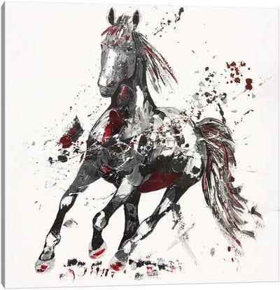 Arena, 2014 (oil on canvas) Canvas Art Print