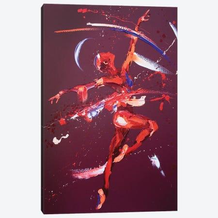 Rhapsody Canvas Print #PWA57} by Penny Warden Canvas Artwork