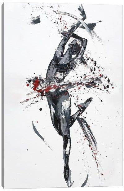 Shadow Canvas Art Print