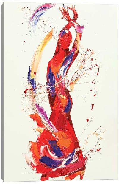 Carmen Canvas Art Print