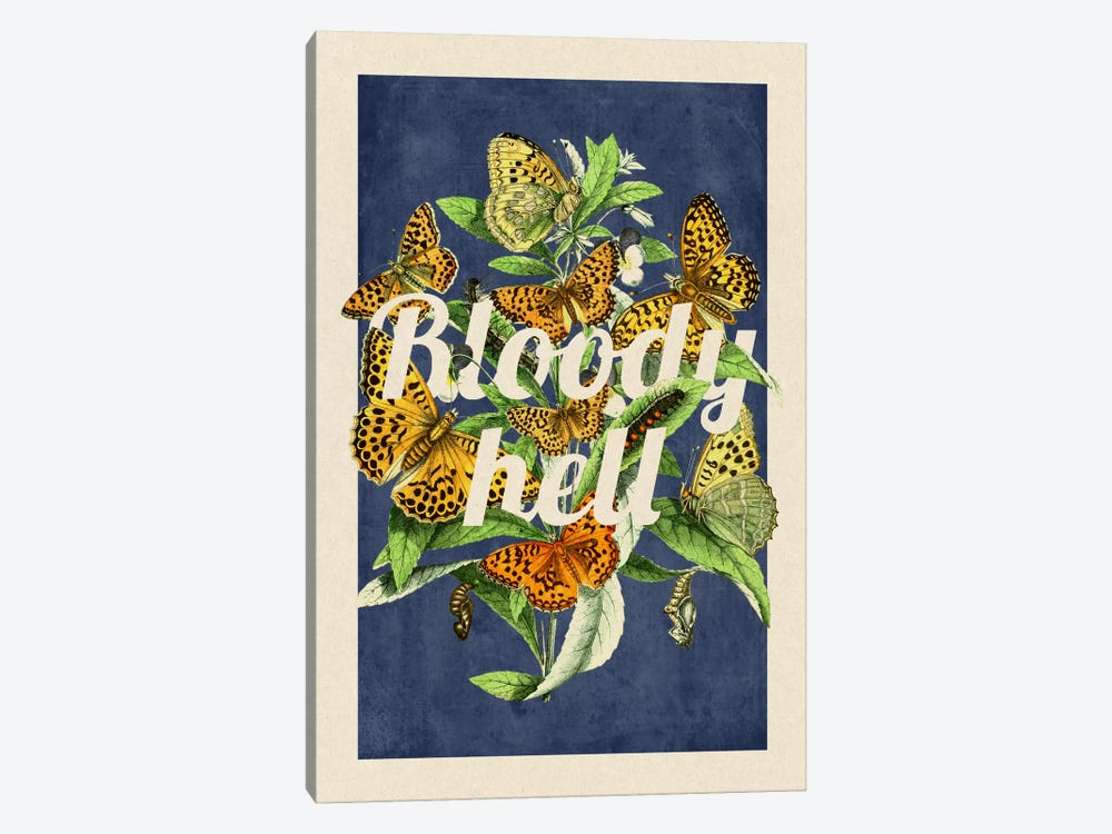 Bloody Hell by 5by5collective 1-piece Art Print