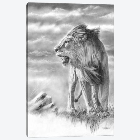 New Horizon Canvas Print #PWI158} by Peter Williams Canvas Artwork