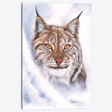 Snowcat Canvas Print #PWI165} by Peter Williams Canvas Art