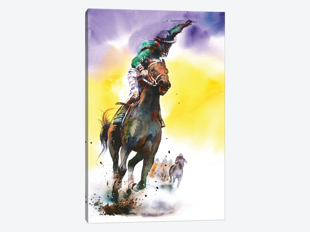 Triumphant by Peter Williams 1-piece Canvas Wall Art