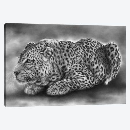 Elusive Spirit Canvas Print #PWI195} by Peter Williams Art Print