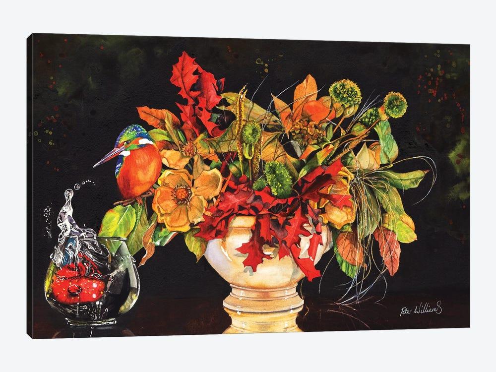 A Splash Of Colour by Peter Williams 1-piece Canvas Artwork