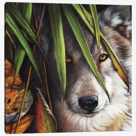 Forever Autumn Canvas Print #PWI47} by Peter Williams Art Print