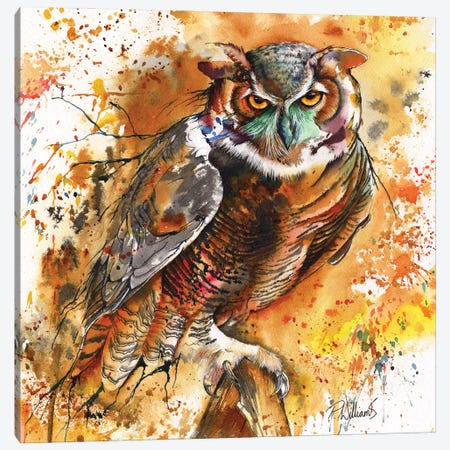 Guardian Canvas Print #PWI50} by Peter Williams Art Print