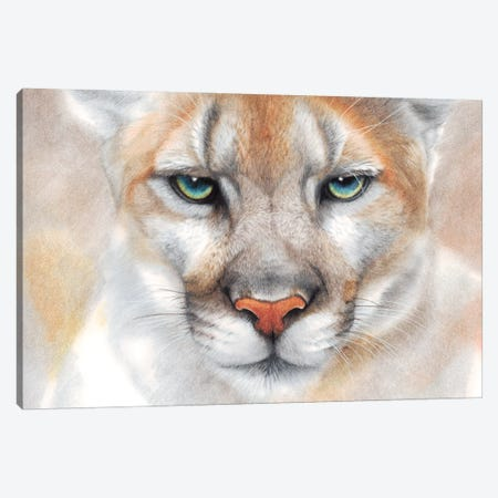 Intensity Canvas Print #PWI62} by Peter Williams Canvas Art