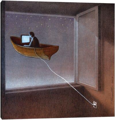 Anchor Canvas Art Print
