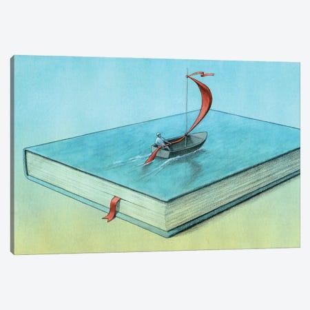 Life Canvas Print #PWK35} by Pawel Kuczynski Canvas Artwork