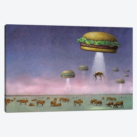 UFO Canvas Print #PWK8} by Pawel Kuczynski Canvas Wall Art