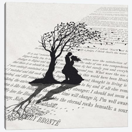 Wuthering Heights Canvas Print #PWR28} by Peter Walters Canvas Art Print
