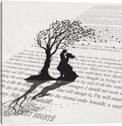 Wuthering Heights Canvas Art Print