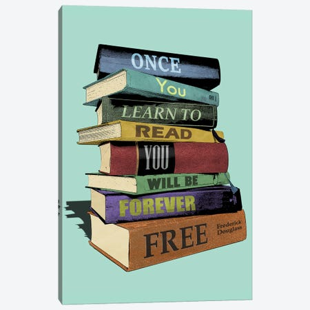 Forever Free Canvas Print #PWR5} by Peter Walters Art Print
