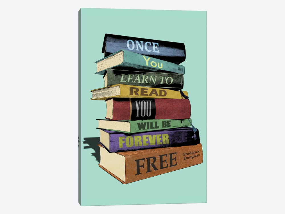 Forever Free by Peter Walters 1-piece Canvas Art