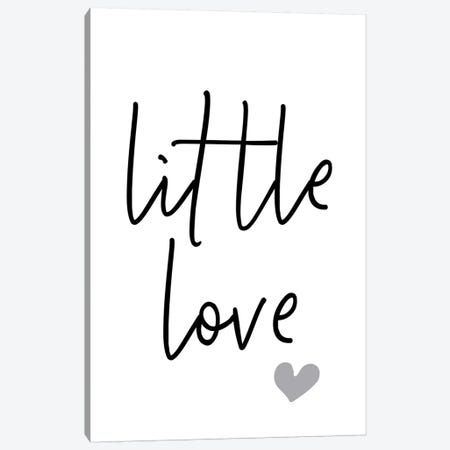 Little Love Canvas Print #PXY306} by Pixy Paper Canvas Wall Art