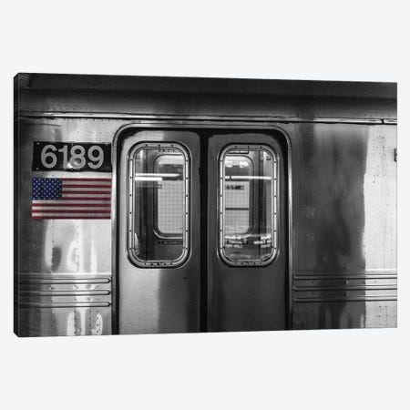 Subway Canvas Print #PXY456} by Pixy Paper Canvas Artwork