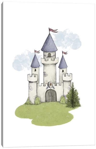 Castle Canvas Art Print