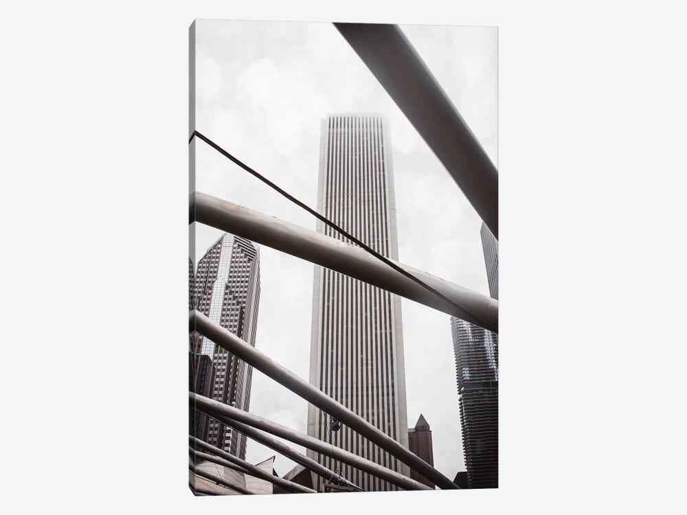 Chicago Monotone III by Sonja Quintero 1-piece Canvas Art Print